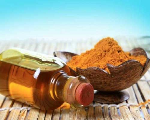 What is Turmeric Oil