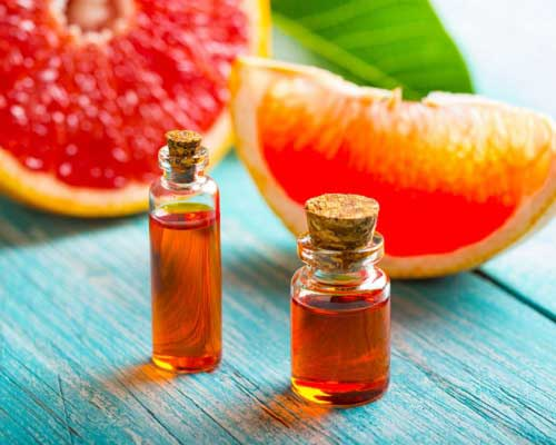 About Grapefruit Oil