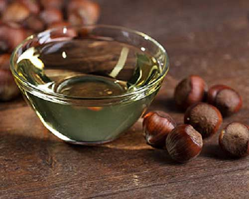 About Hazelnut Oil