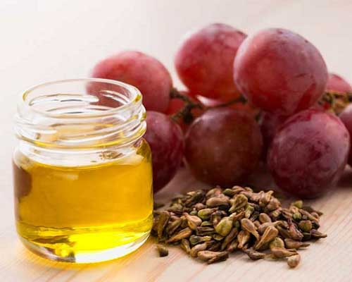 About Grapeseed Oil