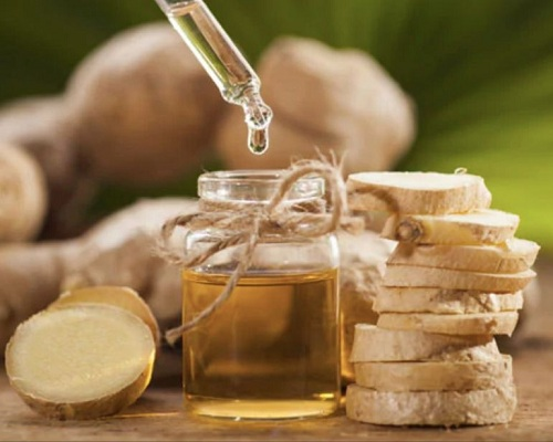 What is Ginger Oil
