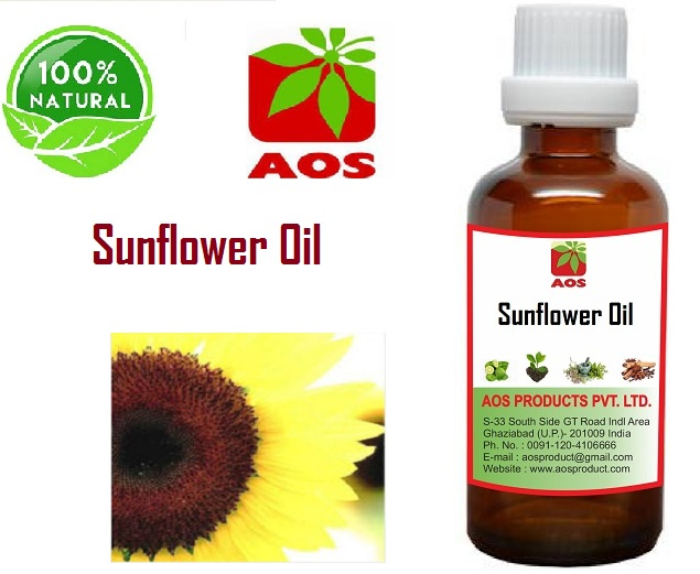 Sunflower Carrier Oil