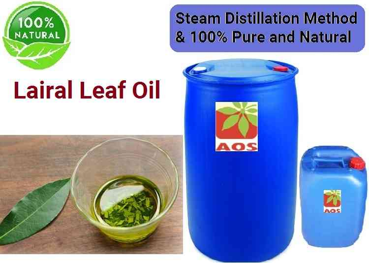 Lairal Leaf Oil