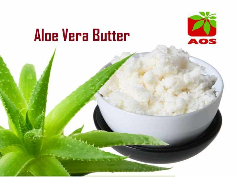 Certified Aloe Butter