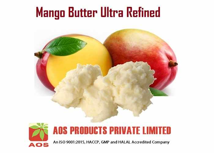 Mango Butter Ultra Refined