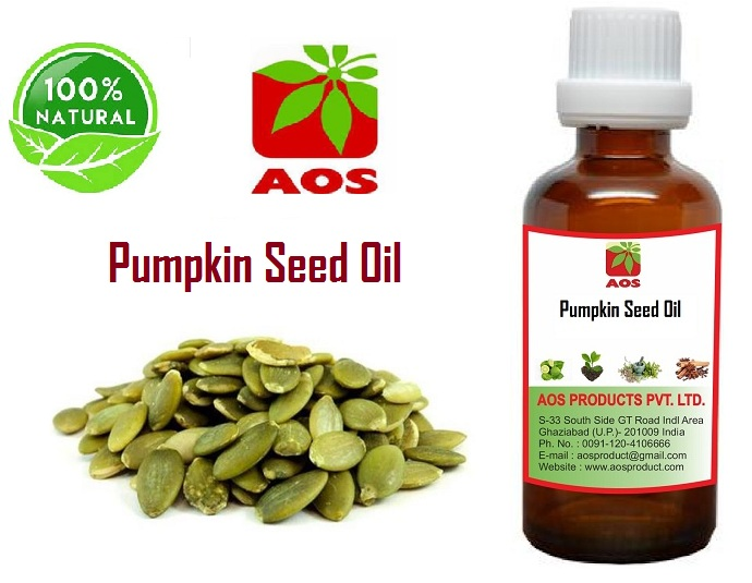 Pumpkin Seed Carrier Oil