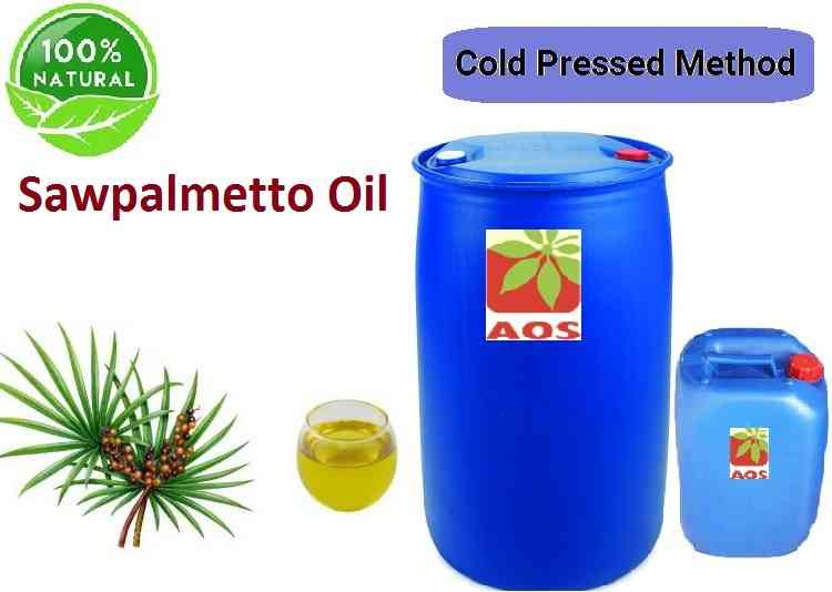 Sawpalmetto Oil