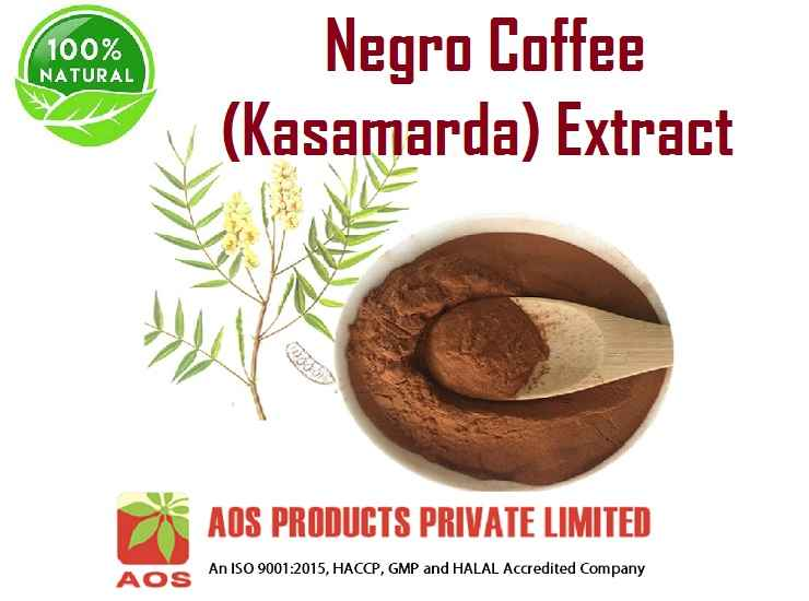 Negro Coffee Extract