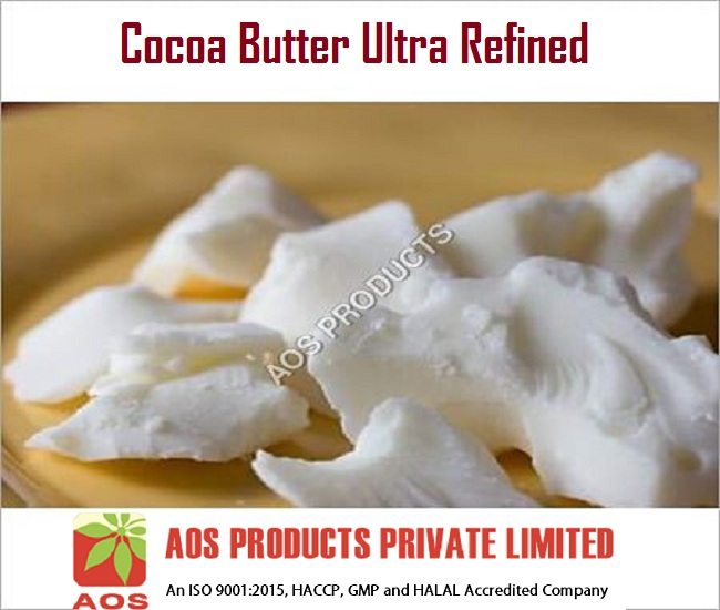 Cocoa Butter Ultra Refined