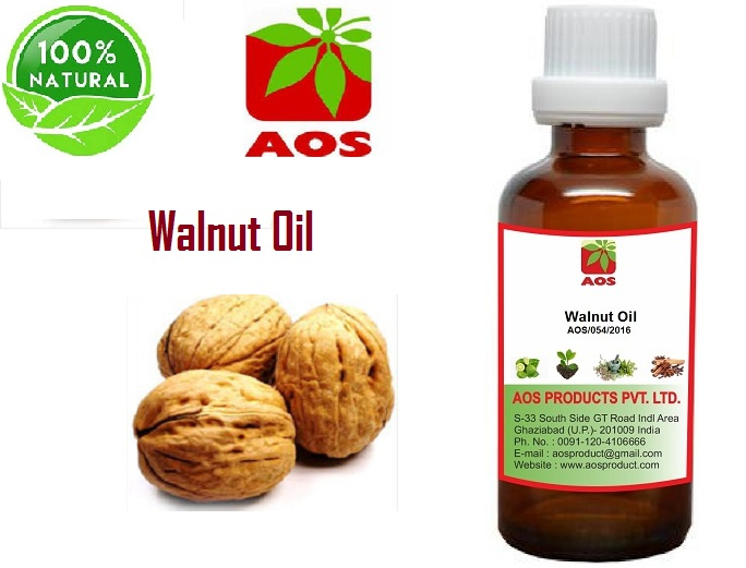 12 Revitalizing benefits, Uses of Walnut Oil for dry skin