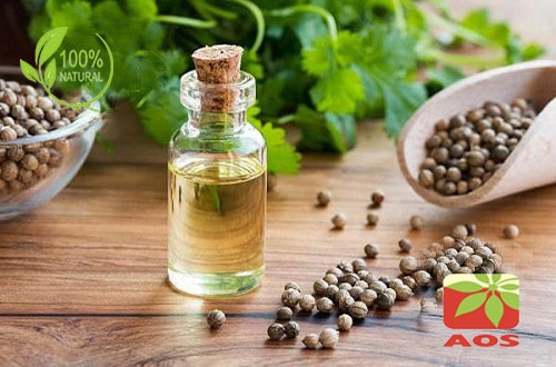 Roasted Coriander Oleoresin