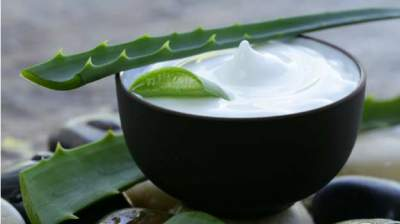 Aloe Pure White Gel
