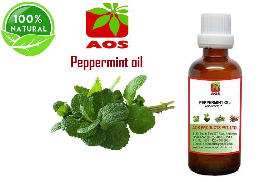 Peppermint Oil IP/BP/USP - 10 Health Uses or Benefits of Peppermint oil