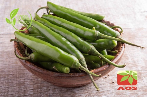 Green Chilly Oleoresin